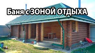 Сауны Новосибирска с мангалом