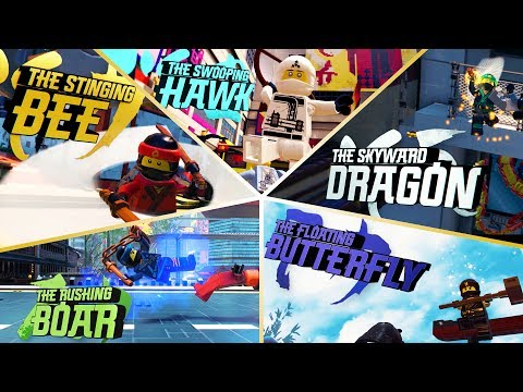 The LEGO Ninjago Movie Video Game: Combat & Upgrades Vignette thumbnail