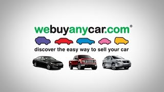 We Buy Any Car TV Commercial