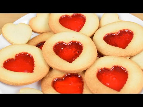 Propose Day Special Stained Glass #Cookies Recipe – Mrs.Bake| Valentine Treats (Day 4)