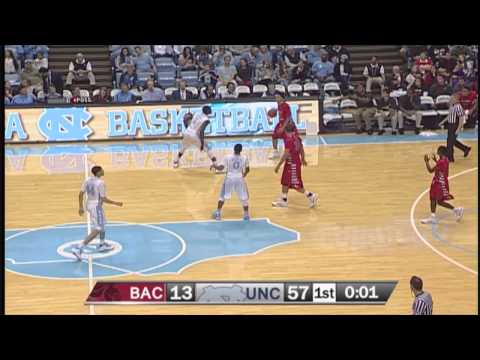 Video: UNC-Belmont Abbey Game Highlights