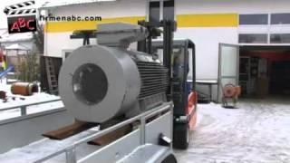 preview picture of video 'ASE Stich Elektromaschinenbau in Freising, München - Maschinenbau, Antriebstechnik'