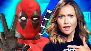 Дэдпул, What That LEAKED DEADPOOL Clip Means For The Movie! (Nerdist News w/ Jessica Chobot)