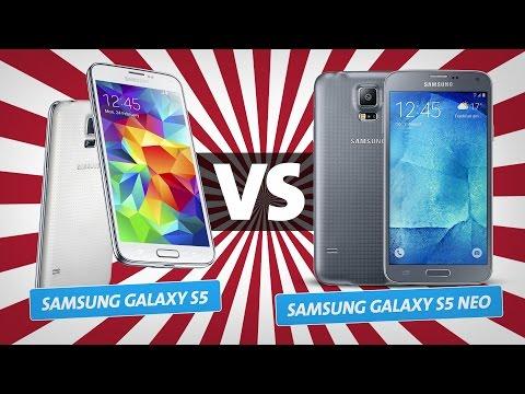 Samsung Galaxy S5 vs. S5 Neo: Die wichtigsten Unterschiede!