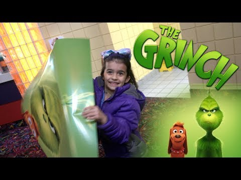 The Grinch (2018) Movie Review – For Kids