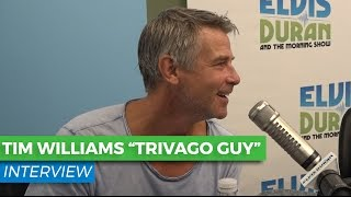 "Tim Williams on Being the ""TRIVAGO Guy"" and Being a Heartthrob 