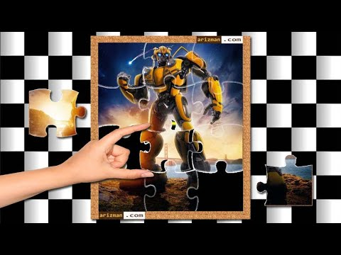 puzzle-bumblebee