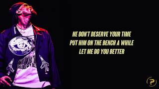 Chris Brown   Overtime (Lyrics)