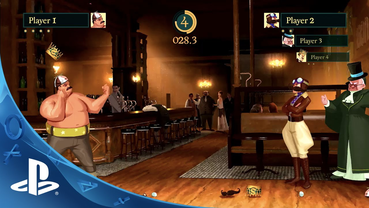 Brawl in the 1920s with Speakeasy, Out Today on PS4