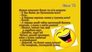 Анекдоты. Выпуск-1