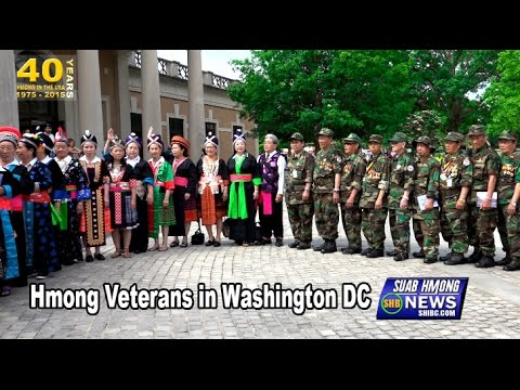 SUAB HMONG NEWS: Lao (Hmong) Veterans of Minnesota Special Trip to Washington DC