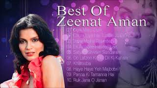 Hits Of Zeenat Aman Songs Collection | Asha Bhosle Song | Audio Jukebox