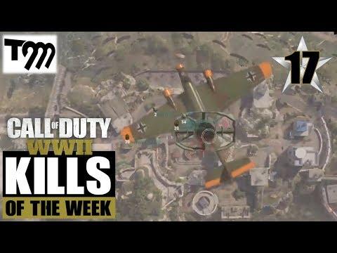 Call of Duty WW2 - TOP 10 KILLS OF THE WEEK #17