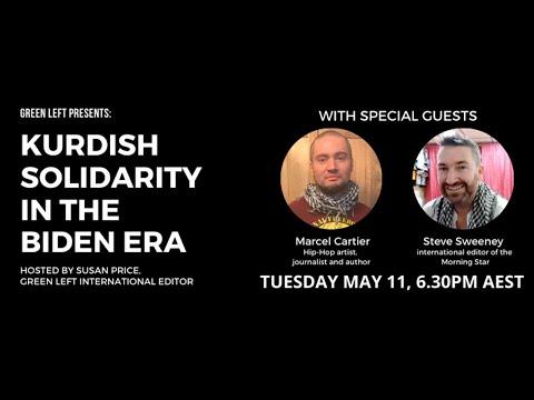 Kurdish solidarity in the Biden era