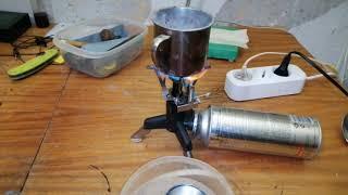 Изготовление рыболовных формы для литья свинцовых грузов