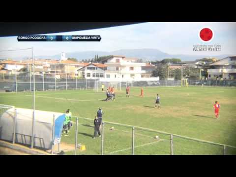 Preview video Allievi Regionali 2015-16 Podgora Calcio 1950 vs Unipomezia Virtus 1938