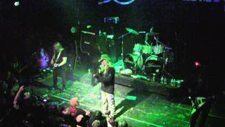 "Sanctuary-""The Year the Sun Died"" cd release show 11-14-14"