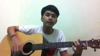 Jarak Dan Kita ( Cover By Imam )