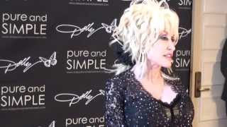 """Dolly Parton """"Pure And Simple"""" At Ryman Auditorium"""