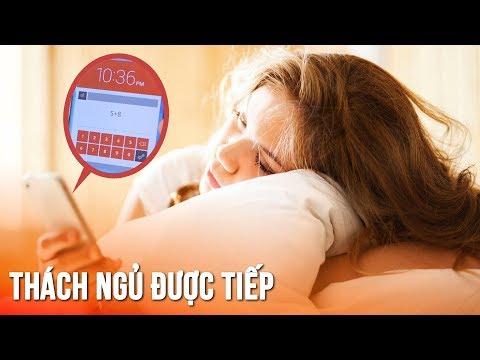 Đặt chuông báo thức khiến bạn không thể ngủ tiếp