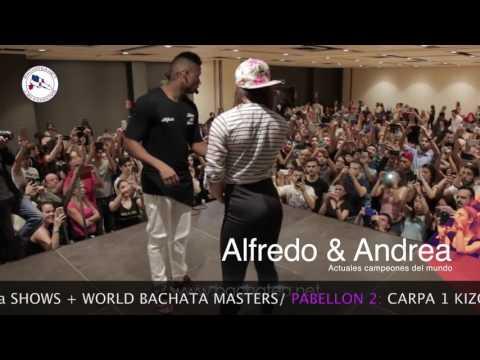 Alfredo & Andrea VI Bachatea World Congress (Madrid-Spain)
