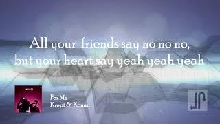 "Krept And Konan   ""For Me"" (Lyric Video)"
