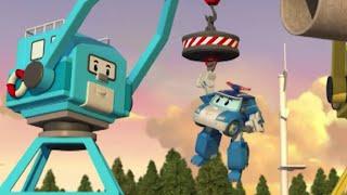 Робокар Поли - мультики про машинки - Новый сезон - Медаль миссис Белль - Серия 24