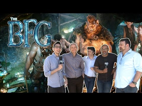 A Chat with the Giants of The BFG!