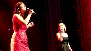 Duets 2012 - Abby Dobson & Lara Goodridge - Chanson