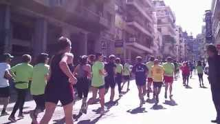 preview picture of video 'City Trail Patras Αγίου Νικολάου'