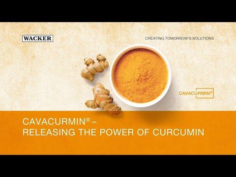 CAVACURMIN®-Liberando el poder de los curcuminoides