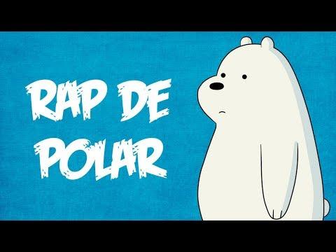Rap De Polar EN ESPAÑOL (ESCANDALOSOS) || Frikirap || CriCri :D