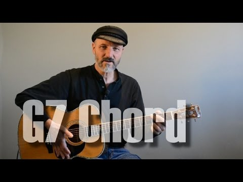 G7 Chord - Guitar Lesson
