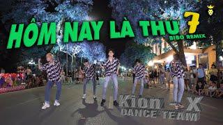 Hôm Nay Là Thứ Bảy Anh Thích Đi Vào Bar - MC LongB ft Bibo remix  | KION X | SPX ENTERTAINMENT