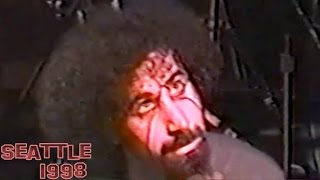 System Of A Down - Sugar live 【Seattle 1998 | 60fps】
