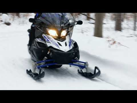 2022 Yamaha RS Venture TF in Tamworth, New Hampshire - Video 2