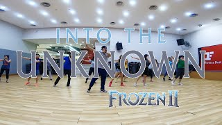 Into the Unknown - Disney Frozen 2 OST Easy Dance Choreography / Franky Dancefirst
