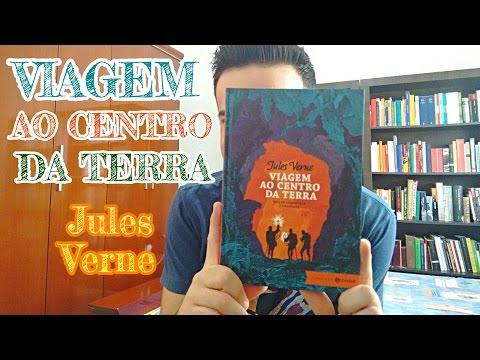 #45-L - Viagem ao Centro da Terra, de Júlio Verne [Clássicos Zahar]