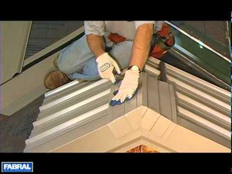 Metal Roof Installation Instruction Videos Fabral