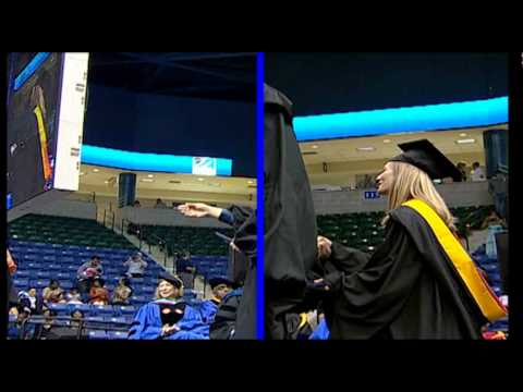 College of Sciences Masters Degrees - UMass Lowell Commencement (2012)