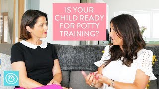 Is Your Child Ready For Potty Training? Potty Training Course Part One | Channel Mum
