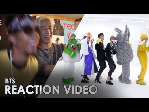 BTS - 21ST CENTURY GIRL [ DANCE PRACTICE ] REACTION VIDEO #lmfao