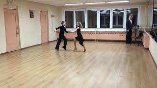 Смотреть онлайн Уроки джайва для детей (танец)