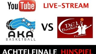 preview picture of video 'LNBF - Playoffs - 1/8 Finale -  BC Alte Kanti Aarau  vs  DEL Basket  - Game 2'