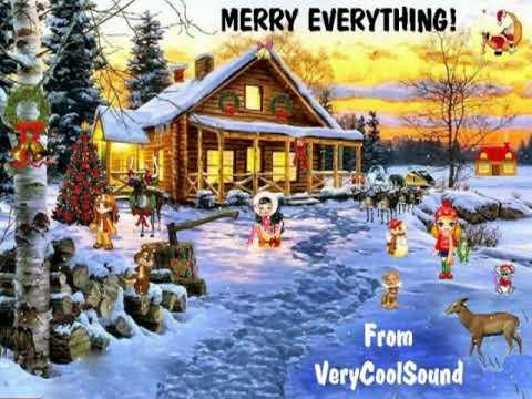 Bob B Soxx & Blue Jeans - Here Comes Santa Claus - Christmas Radio