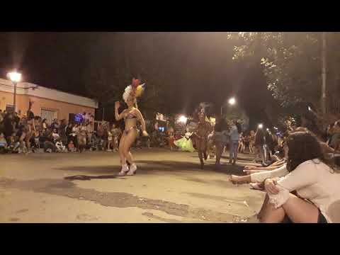 Carnaval - desfile - Minas Lavalleja