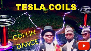 Coffin Dance Meets Musical Tesla Coils (Astronomia)