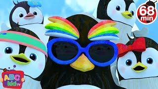 Penguin Dance | +More Nursery Rhymes & Kids Songs - Cocomelon (ABCkidTV)