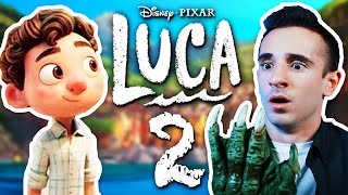 LUCA IN REAL LIFE 2!