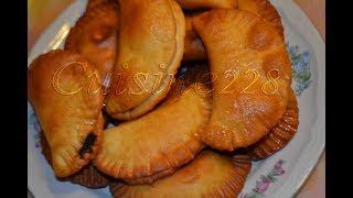 Pastels (beignets Farcis) ~ Poisson